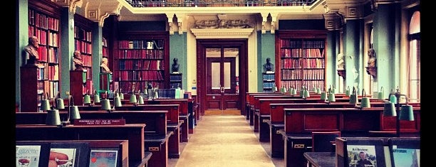 National Art Library is one of Study in London.
