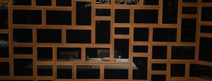 Megumi is one of Restaurants 3.