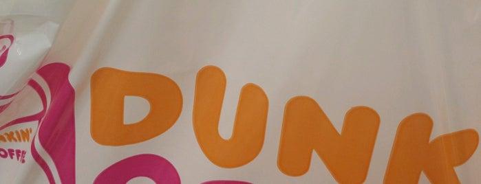 Dunkin' is one of Gabriel : понравившиеся места.