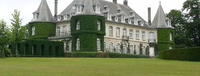 Domaine régional Solvay - Château de la Hulpe is one of Lugares favoritos de Can.