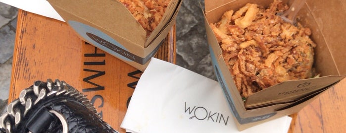 Wokin is one of Prague.