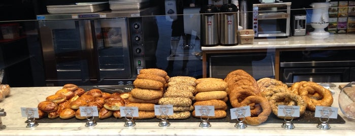 Simit + Smith - NYC is one of Best in NYC coffee.