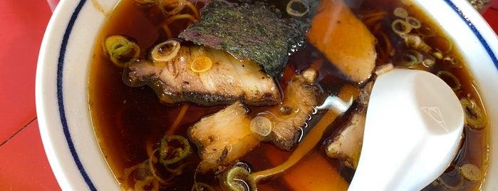 かんちゃんラーメン is one of 拉麺マップ.