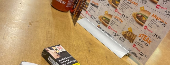 Burger Yiyelim is one of Bahçeşehir-Avcilar-Beylikduzu-Silivri.
