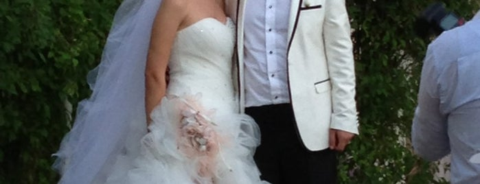 Beyaz Ev Düğün Davet Organizasyon is one of สถานที่ที่ Emrah ถูกใจ.