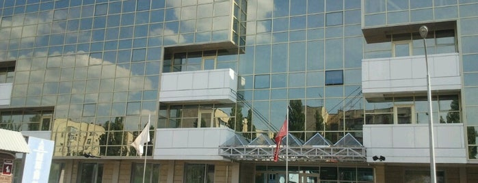 Crystal Business Center is one of Киев.