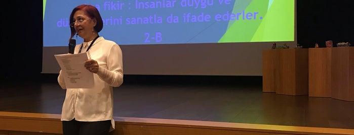 Özel Burçak Eyüboğlu Batı Ataşehir İlk&Ortaokulu is one of k&kさんのお気に入りスポット.