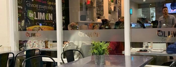 Dr. Limon Ceviche Bar - FIU is one of Marsha : понравившиеся места.