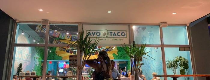 Avo Taco is one of Amie: сохраненные места.