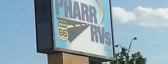 Pharr RV is one of Theodose219's Liked Places.