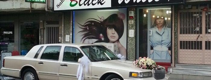 Saloon Black & White is one of Locais curtidos por Ozlem.