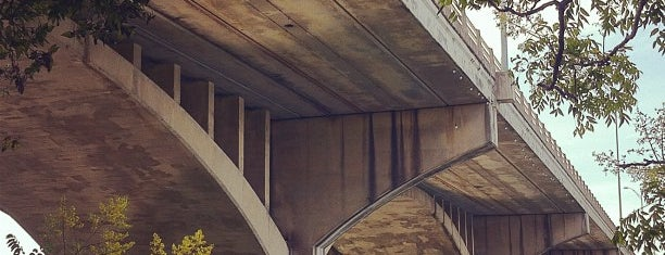 Ann W. Richards Congress Avenue Bridge is one of SXSW 2013.