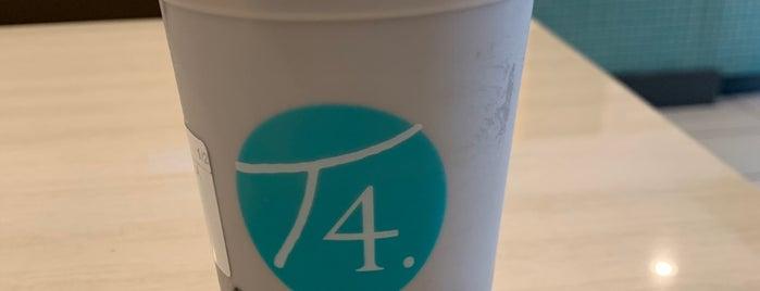 T4 Tea For You is one of Jacquelin'in Beğendiği Mekanlar.