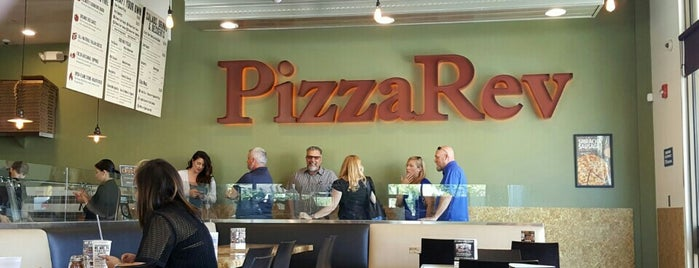PizzaRev is one of USA 2019.