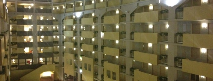 Embassy Suites by Hilton is one of Places to Stay: ASAE 2013.