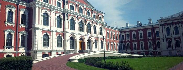 Jelgavas Pils | Latvijas Lauksaimniecības universitāte is one of Денис : понравившиеся места.