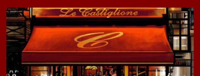 Le Castiglione is one of Paris.