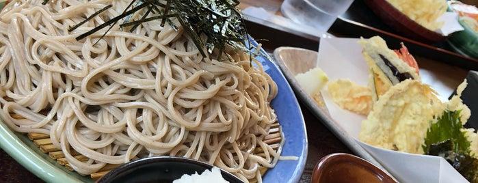 麺処 そば良 is one of 地域振興|豊橋うどん60ヶ所巡り.