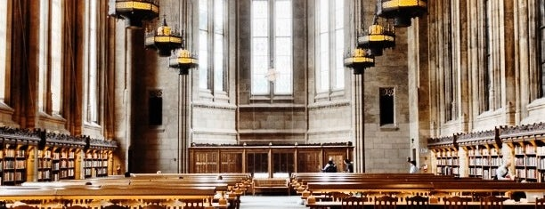 UW: Suzzallo Library is one of Books everywhere I..