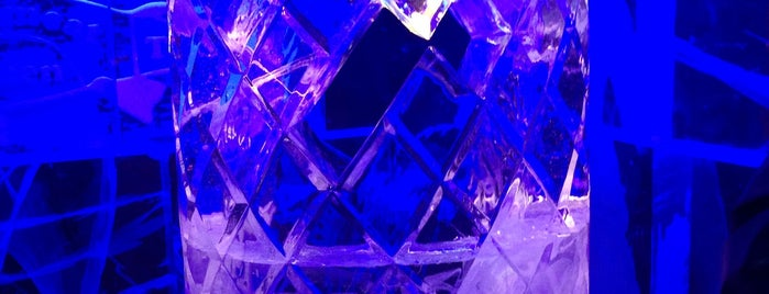 ICEBAR LONDON offices is one of London.