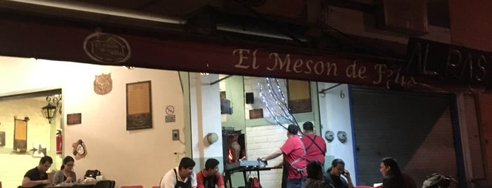 Tacos El Meson de Felix is one of Desayunos.