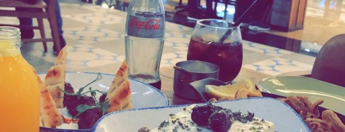 Eat Greek is one of Meghan'ın Beğendiği Mekanlar.