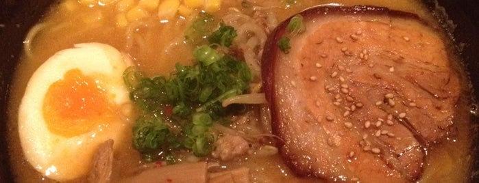Benkei Ramen is one of 39 Delicious NYC Foods That Deserve More Hype.
