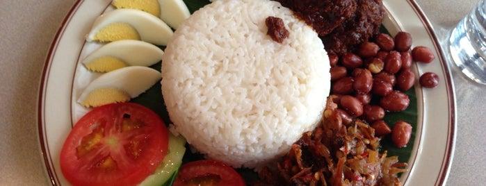 Sabah Malaysian Cuisine is one of hong kong 2014 michelin stars.
