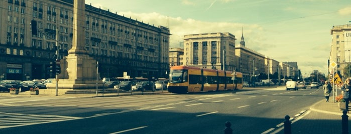 Plac Konstytucji is one of Warsaw.