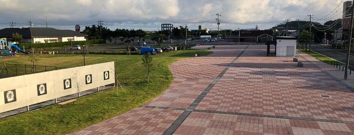 男鹿駅 is one of JR 키타토호쿠지방역 (JR 北東北地方の駅).