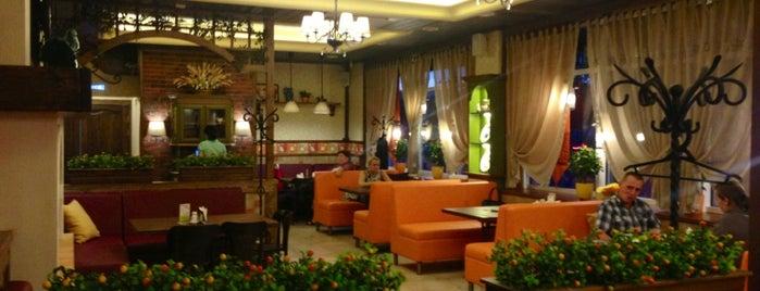 Пиццерия Престо is one of สถานที่ที่บันทึกไว้ของ Alexey.