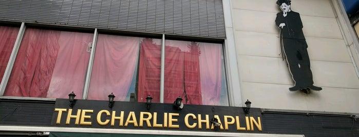 Charlie Chaplin is one of Posti salvati di Jorge.