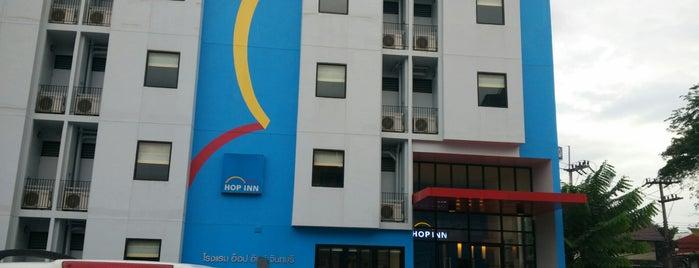 HOP INN is one of Lugares favoritos de Masahiro.