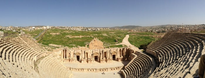 Jarash South Theater is one of Best Asian Destinations.