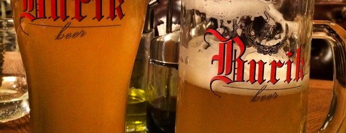 Burik-Beer is one of Дмитрий'ın Beğendiği Mekanlar.