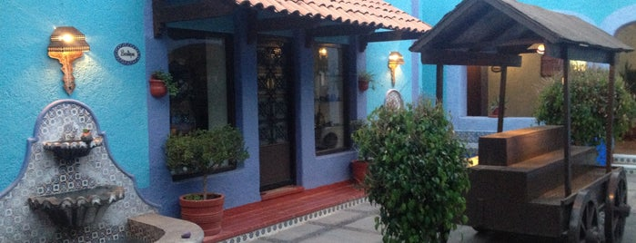 Villas Arqueologicas Hotel San Juan Teotihuacan is one of Lugares favoritos de Shine.