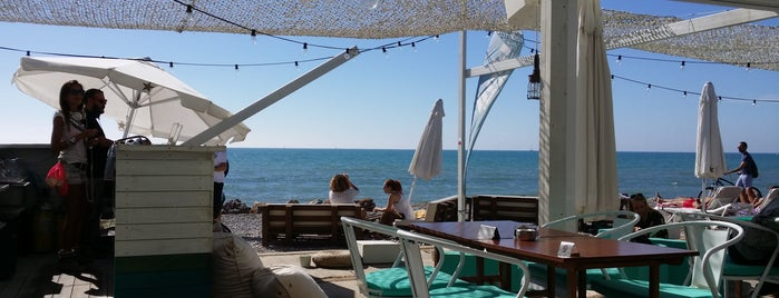 Hola Club Sitges is one of Eating in Sitges.