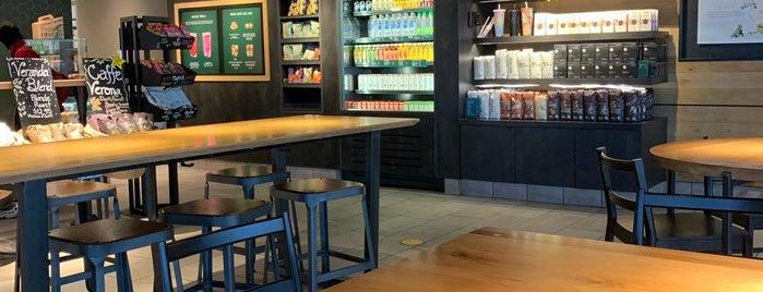 Starbucks is one of Posti che sono piaciuti a Arnie.