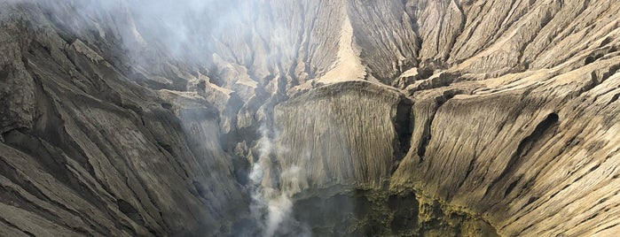 Kawah Bromo is one of Welcome to Malang!.
