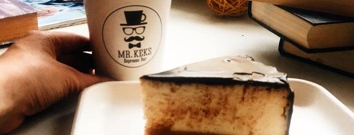 MR.KEKS Espresso Bar is one of Nizhny Novgorod.