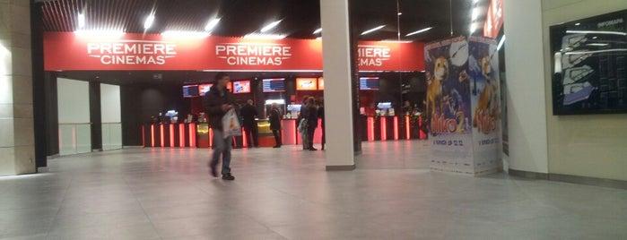 Premiere Cinemas is one of Galerie Šantovka.