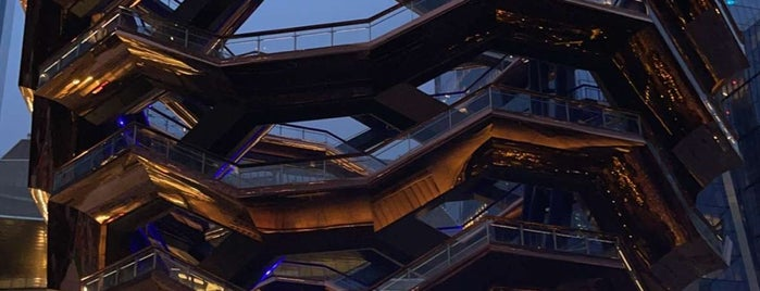The Shops & Restaurants at Hudson Yards is one of EUA New York.