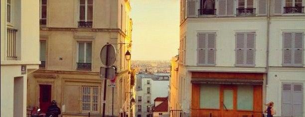 Rue des Belles Feuilles is one of Biba'nın Beğendiği Mekanlar.