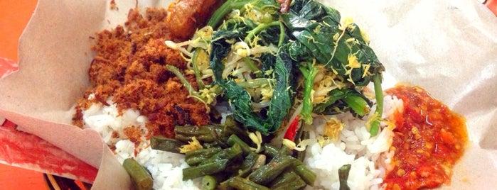 Nasi Pedas Ibu Andika is one of DENPASAR - BALI.