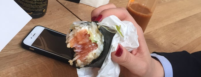 Handroll is one of WRSZW.