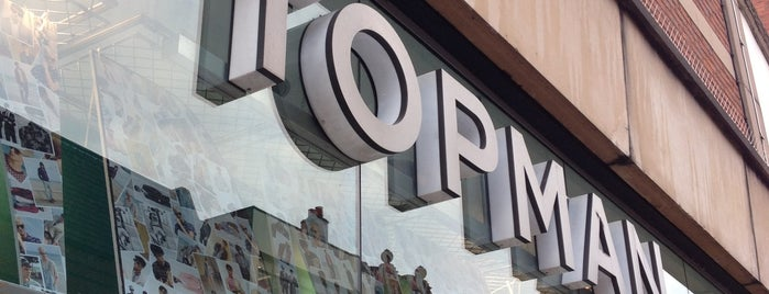 Topman is one of Phat's Liked Places.