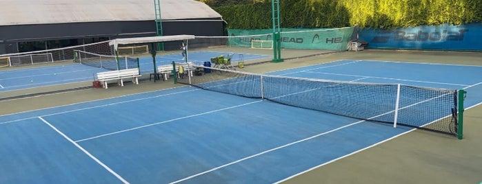 Tennis Clinic is one of Önder Bozdemir Mekanları.