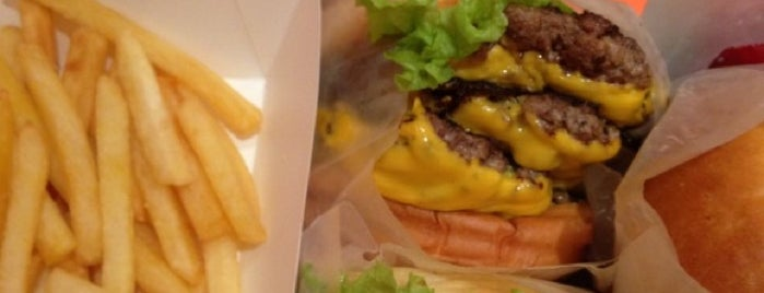 Hamburgini is one of Riyadh - BURGERS!!.