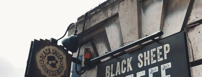 Black Sheep Coffee is one of Specialty coffee london.