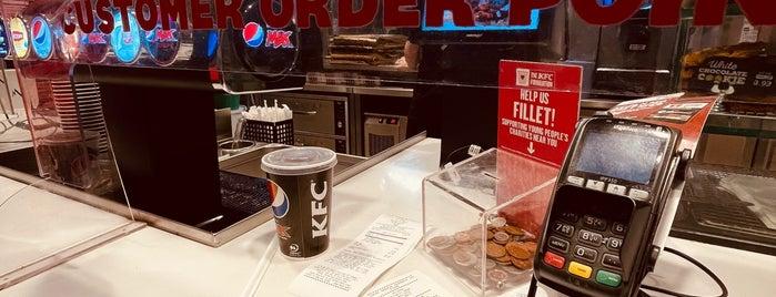 KFC is one of Posti che sono piaciuti a Carl.